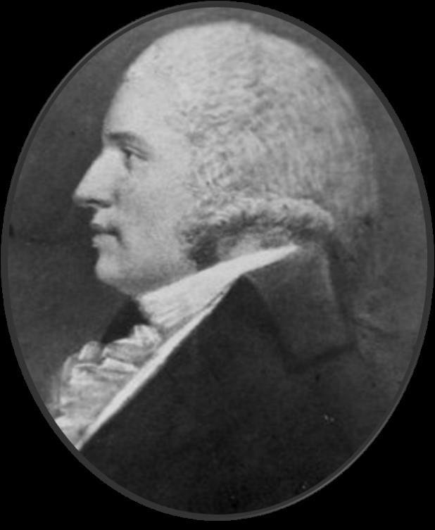 Portrait of Thomas Wilson