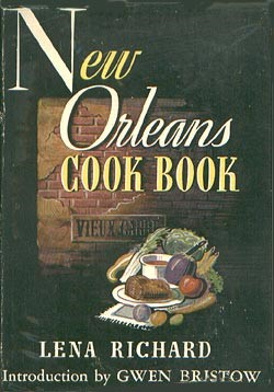 Book cover of New Orleans Cook Book