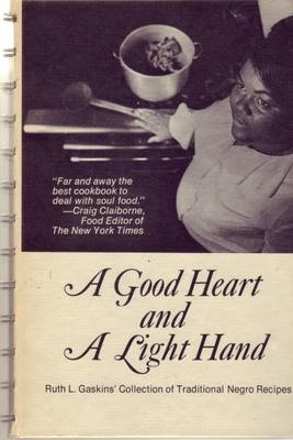 Book cover of A Good Heart and A Light Hand