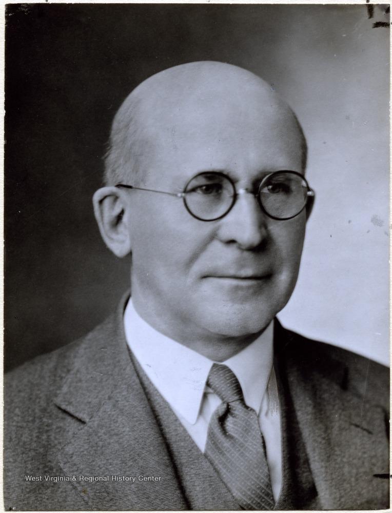 Portrait of Dr. Charles H. Ambler