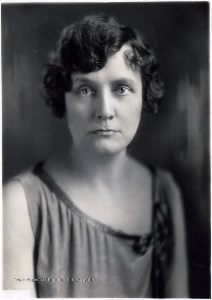 Portrait of Lenna Lowe Yost