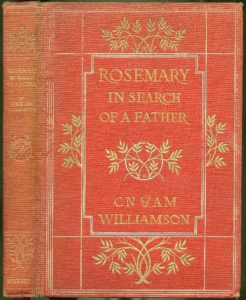 "Cover of book ""Rosemary in Search of a Father"""