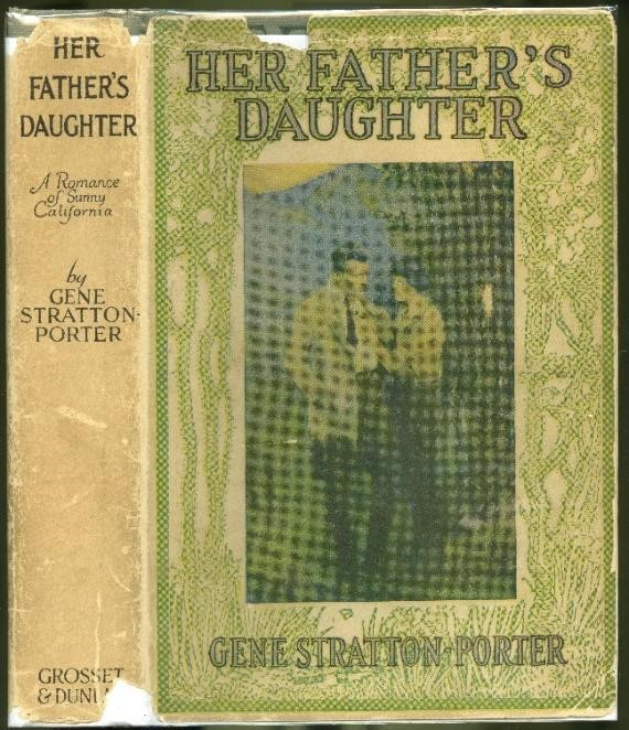 "Cover of book, ""Her Father's Daughter"""