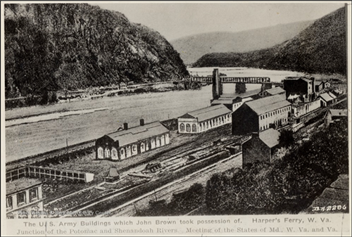 Harper's Ferry Arsenal