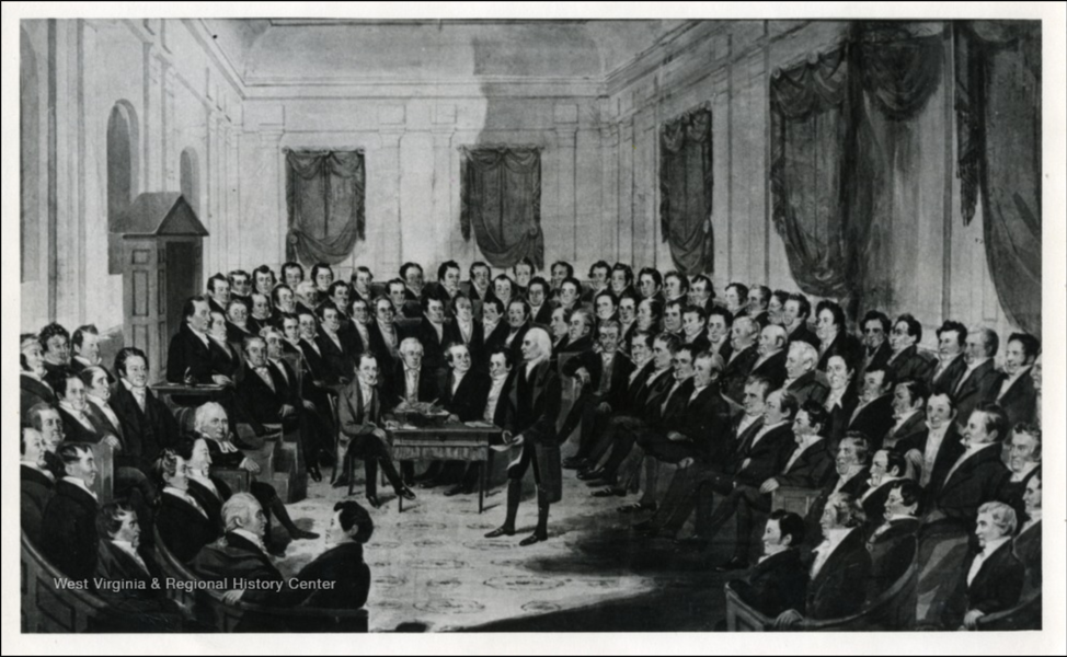 Alexander Campbell in the Virginia Constitutional Convention, 1829-1830