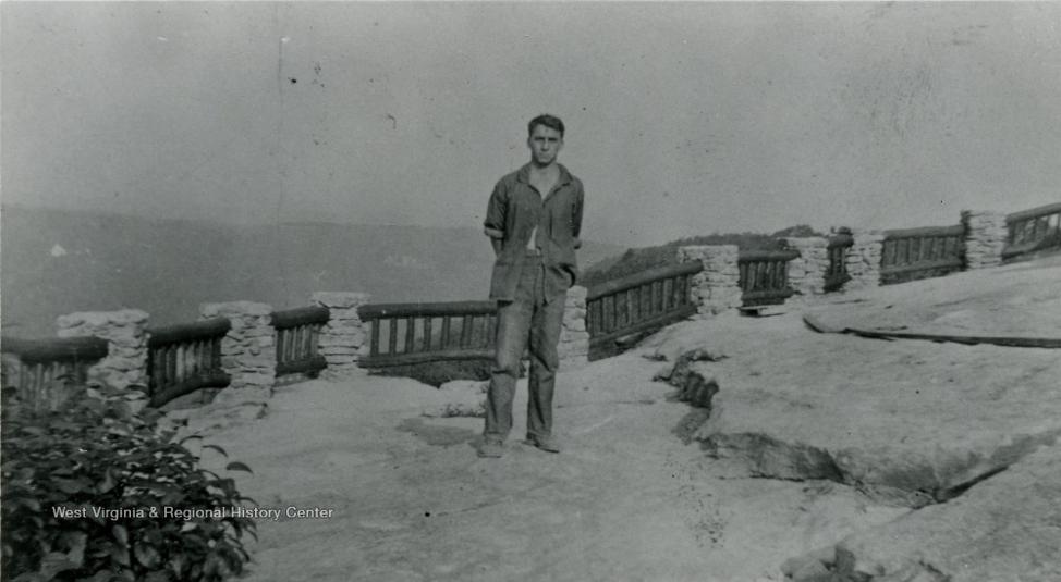 Civilian Conservation Corps Member John Cortez