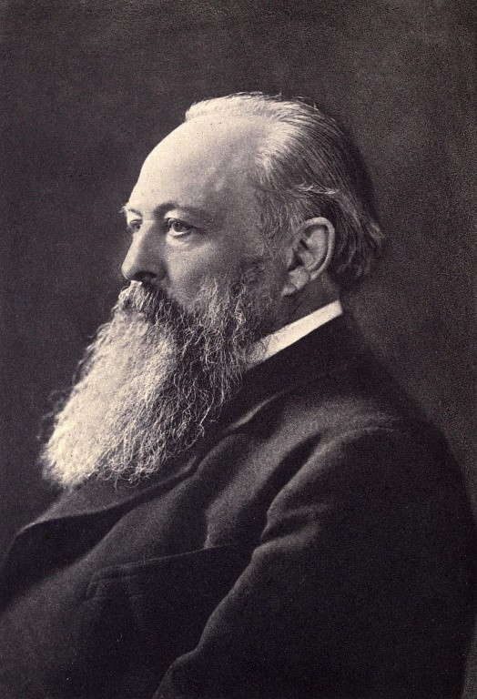 Portrait photo of Lord John Dalberg-Acton