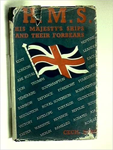 "Cover of the book ""HMS: His Majesty's Ships and their Forbears"""