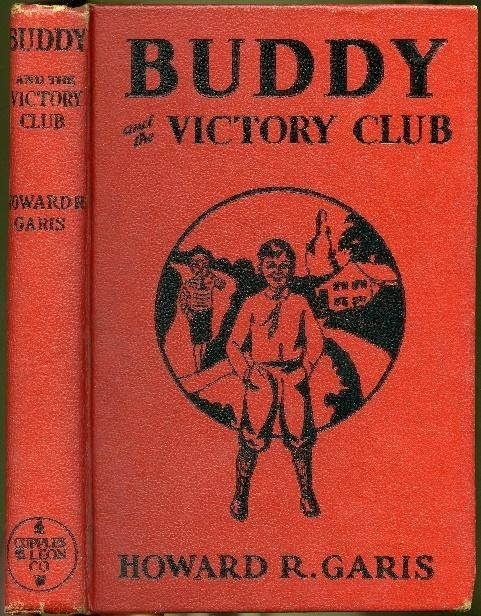 "Cover of book ""Buddy and the Victory Club"""