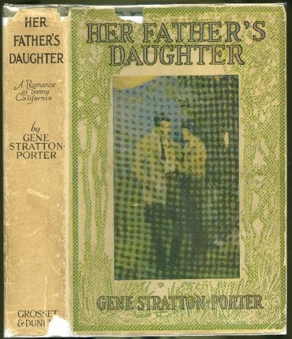 "Cover of book ""Her Father's Daughter"""