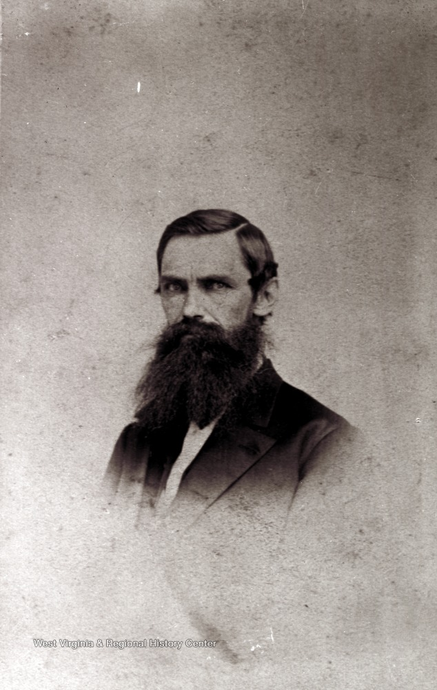 Portrait of David Hunter Strother