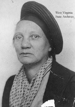 Portrait of Bessie Woodson Yancey