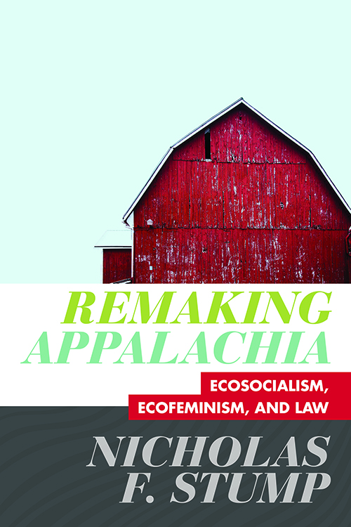 Remaking Appalachia book cover