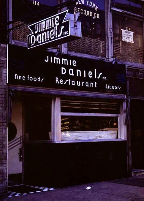Jimmie Daniels Restaurant front