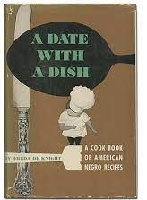 Book cover A Date with a Dish by Freda de Knight