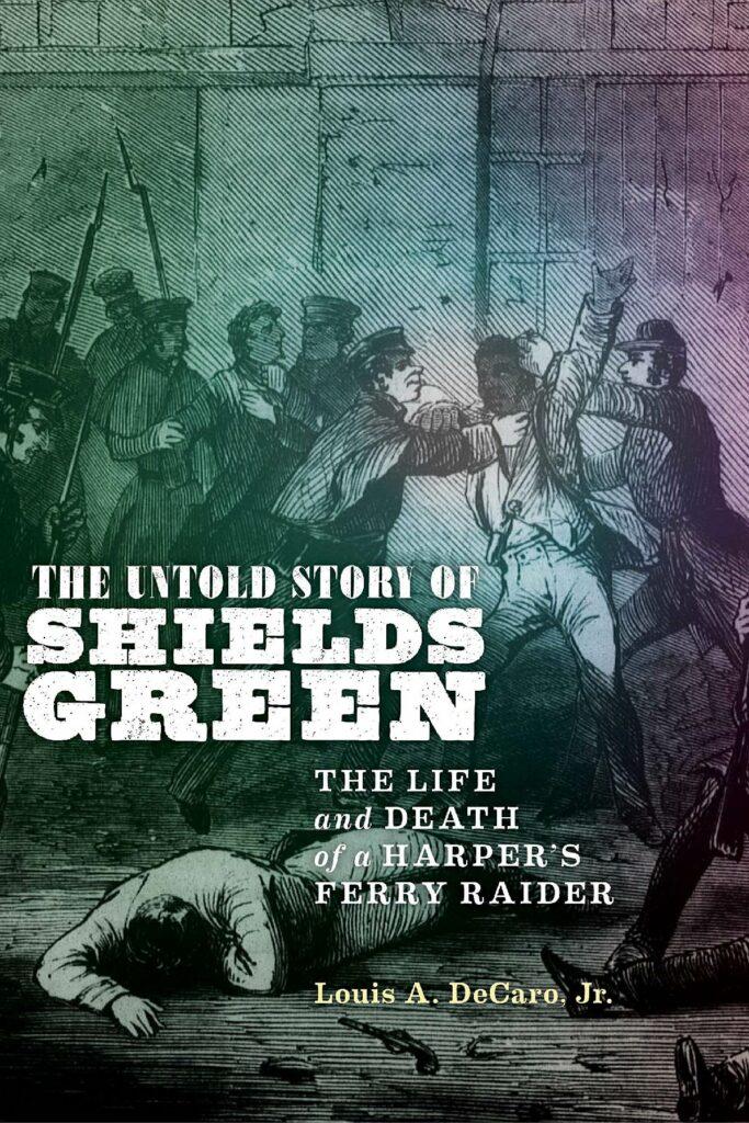 Shields Green book poster