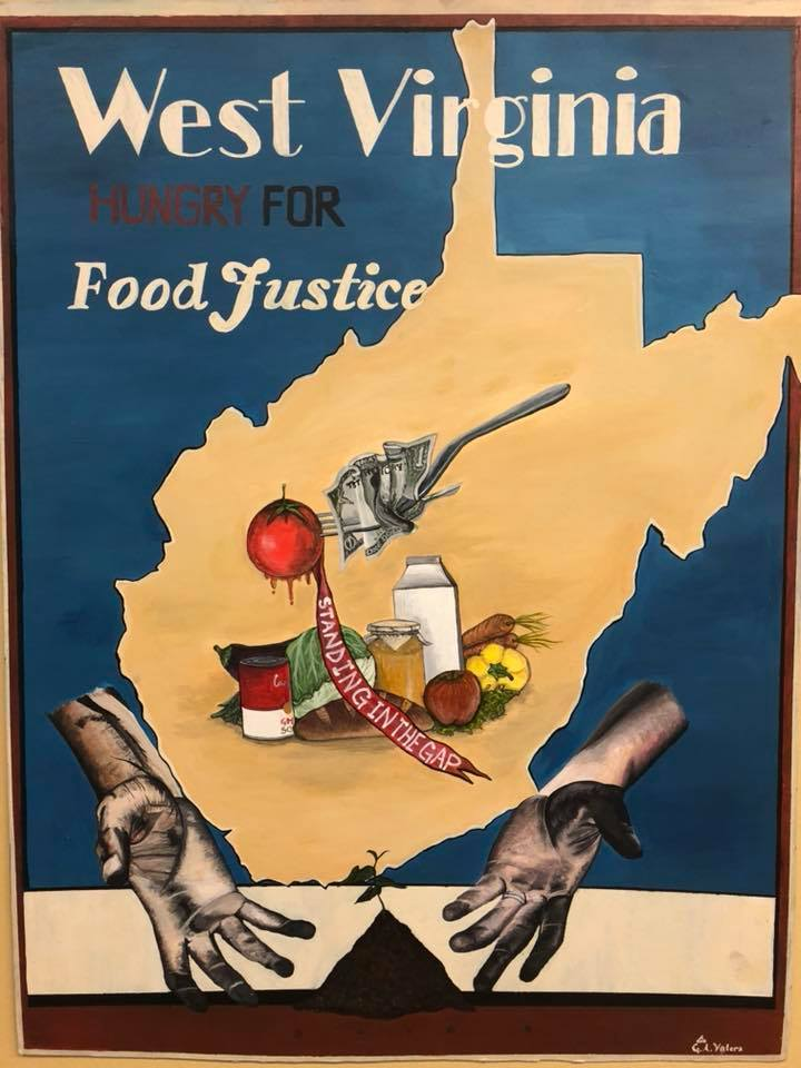 Food Justice poster